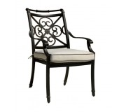 OnSight Maxwell Dining Chair With Cushion
