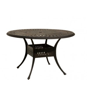 "OnSight Ophelia 48"" Round Dining Table"