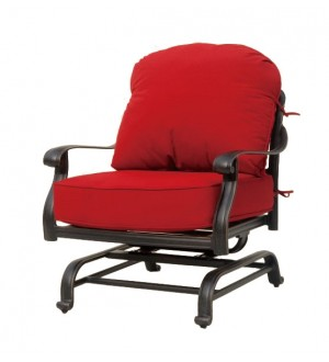 OnSight Ophelia Motion Club Chair with Cushion