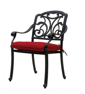 OnSight Ophelia Dining Chair with Cushion