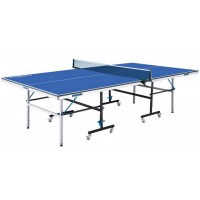 Pa- ACE 4 PING PONG TABLE TENNIS WITH BLUE SURFACE