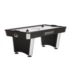 PA-PREMIUM QUALITY BRUNSWICK WIND CHILL AIR HOCKEY TABLE WITH DURABLE COMPONENTS