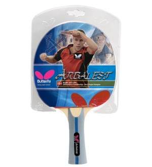 PINGPONG TABLE TENNIS RACKET / PADDLE, BUTTERFLY ARBALEST