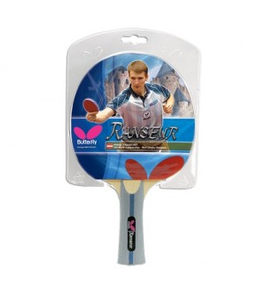 PINGPONG TABLE TENNIS RACKET, BUTTERFLY RANSEUR