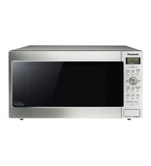 Panasonic Family Size Genius® Cyclonic Inverter® Microwave Oven NN-SD765S