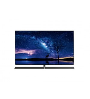 "Panasonic 77"" 4K Ultra HD OLED TV with HDR, THX 4K, Absolute Black (TC-77EZ1000)"