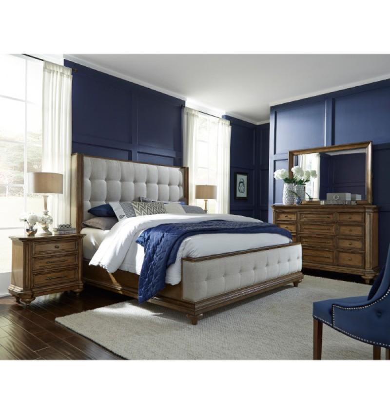 PU Carrington Bedroom - Carrington bedroom furniture