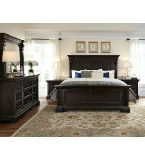 PU-  Caldwell Bedroom Set