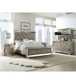 PU- Farrah Bedroom Set