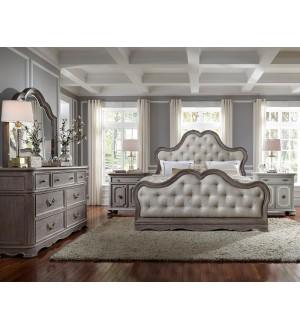 PU- Simply Charming Bedroom Set