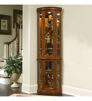 Pulaski Furniture Accents And Curios Corner Curio