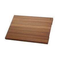 ZWILLING Chestnut Cutting Board, Large 23.5″ X 15.75″ X 1.4″ 35118-200