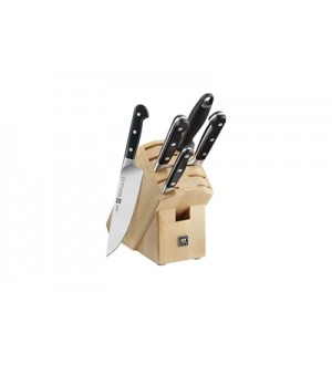 ZWILLING Pro 6 pc Block Set 38433-006