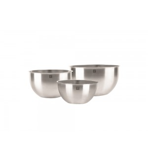 xZWILLING Stainless Steel Mixing Bowl 3pc Set 40202-005