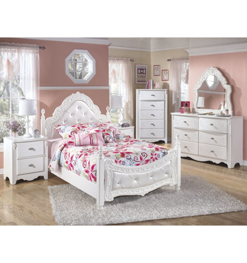 Ashley Exquisite Kids bedroom