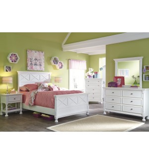 Ashley Kaslyn Kids bedroom set