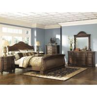 Ashley-NorthShore 6 pcs King Bedroom set