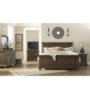 Ashley B719 Panel  Bed