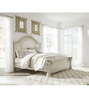 Ashley B750 King Bed+1 Night Stand