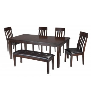 Ashley D596 6pc Dinning Set