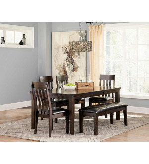 Ashley   Haddigan- Dining set