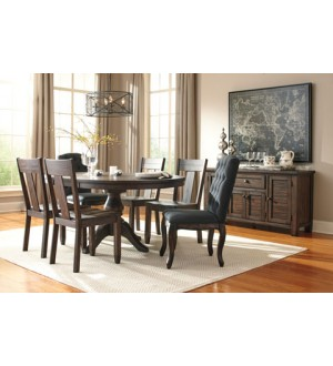 Ashley D658 5 5pc Dinning Set