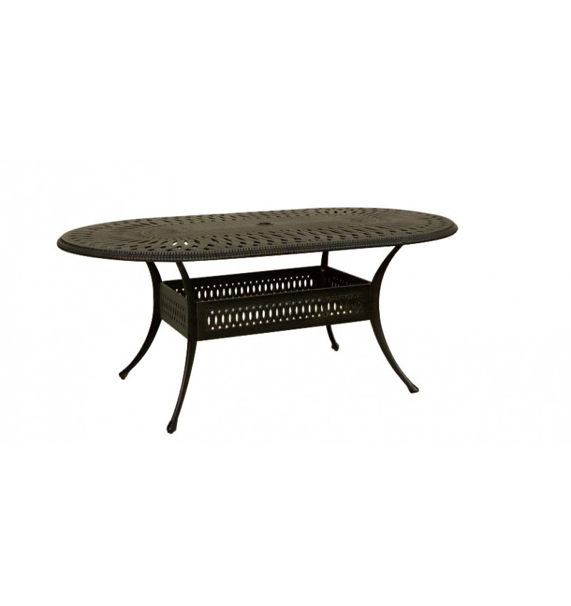 OnSight Ophelia Oval Dining Table - 72 oval dining table