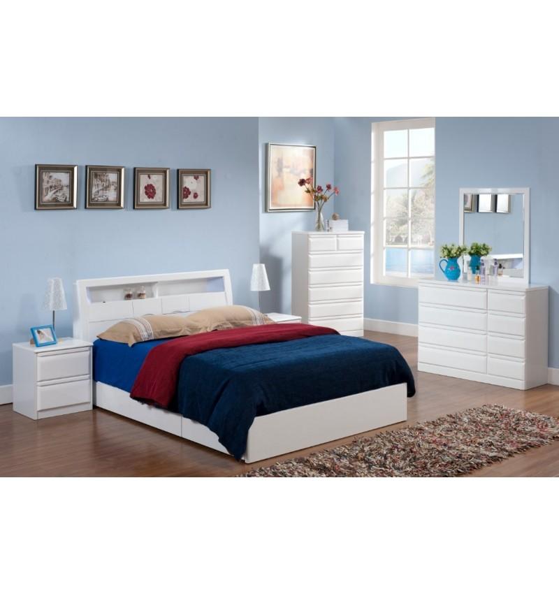 Kurara Bedroom