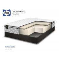 Sealy Springfree Braemore Euro Top Mattress