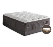 S&F HEATHROW Euro Top Mattress