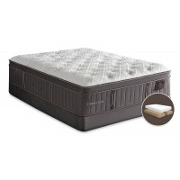 S&F HEATHROW Euro Top Mattress-Queen Size
